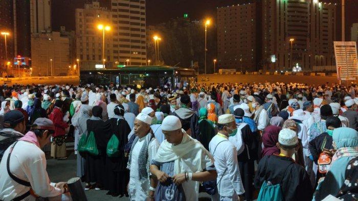 Seluruh Jemaah Haji Kloter 1 dan 2 Sudah Pulang ke Tanah Air