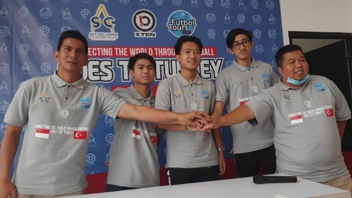 Ini Tiga Pemain Muda Indonesia yang Akan Menimba Ilmu di Turkey