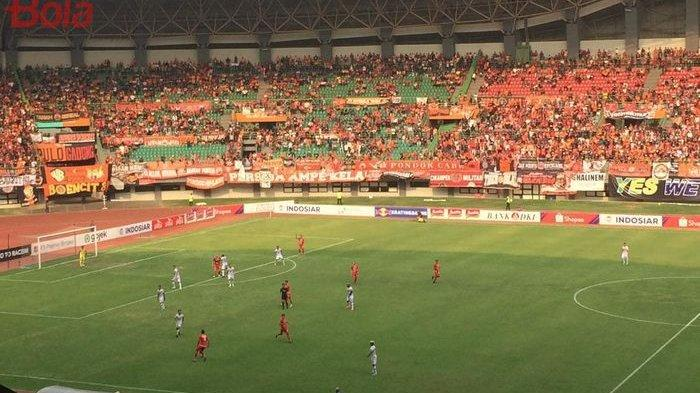 Hasil Liga 1 2019 - Persija Jakarta Menang Tipis atas Persipura Jayapura