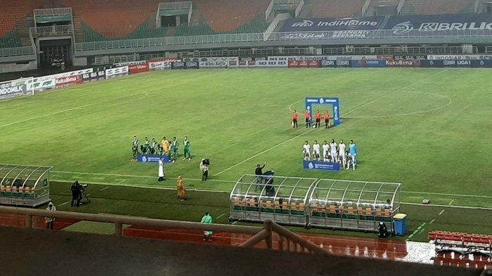 Target Meleset, Pelatih Arema FC: Jangan Salahkan Pemain yang Sudah Berjuang