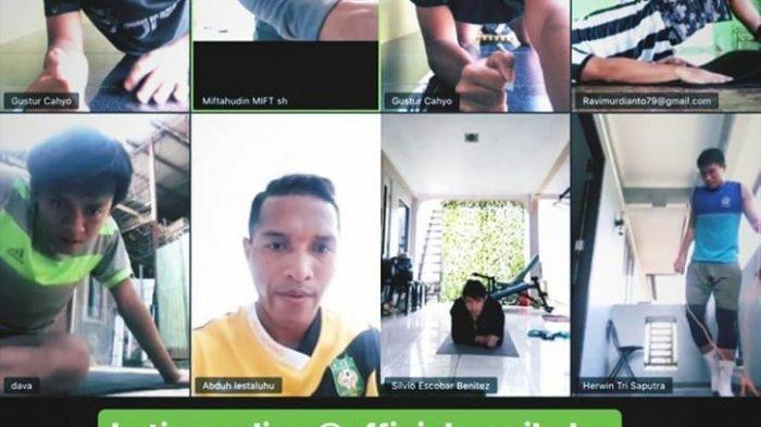 Pantau Latihan Pemain Secara Online, Pelatih PS Tira Persikabo Terkendala Ini