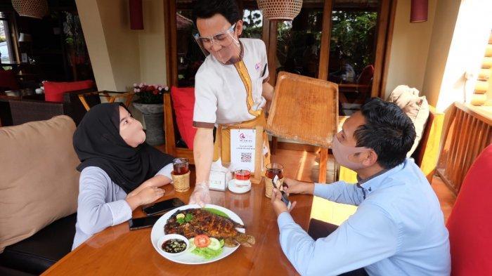 Pandemi Covid-19, RM Bumi Aki Turunkan Harga Makanan