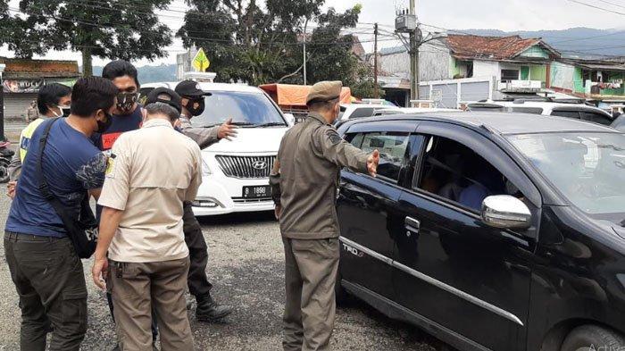 Hendak Liburan di Bogor, Wisatawan Asal Tangerang Kecewa Harus Putar Balik