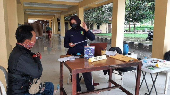 Ratusan Warga di Tajurhalang Bogor Jalani Vaksinasi Covid-19, Ada Tiga Gelombang