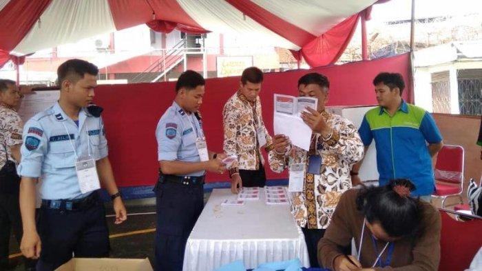 Prabowo-Sandiaga Uno Unggul di TPS Lapas Paledang Bogor