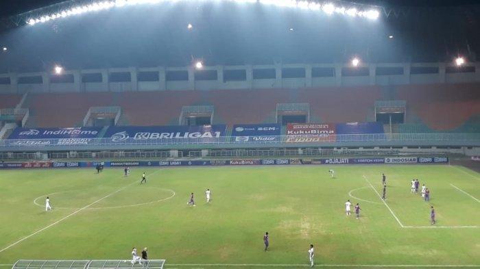 Hasil Akhir Duel Persik Kediri VS Borneo FC, Macan Putih Menang Tanding di Stadion Pakansari