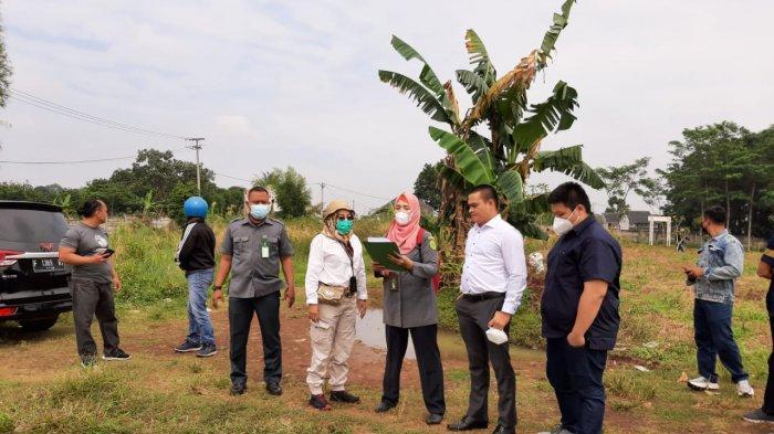 PN Cibinong Eksekusi Pengosongan dan Penyerahan Aset Tanah di Bojonggede