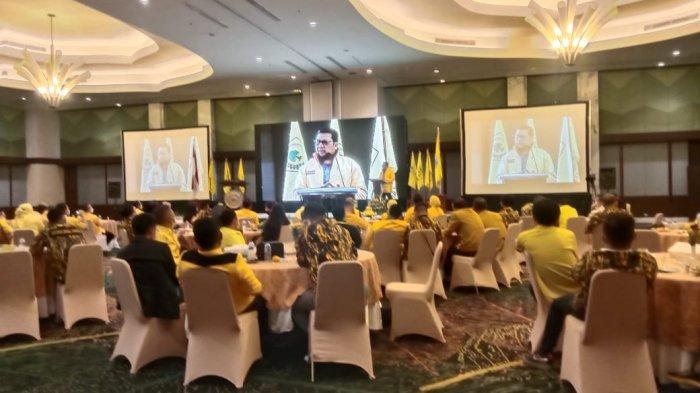 Panaskan Mesin Partai Jelang Pemilu 2024, Golkar Targetkan Rebut Lumbung Suara Banyak di Jawa Barat