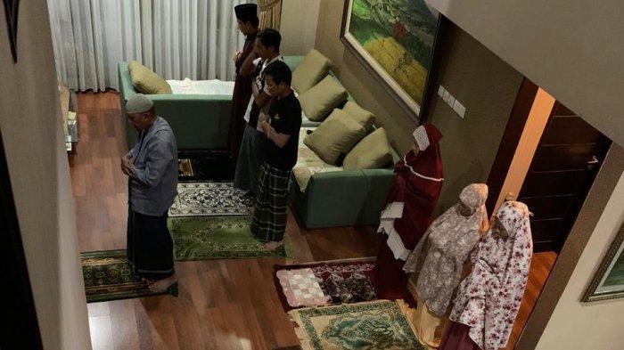 Panduan Shalat Idul Fitri 1441 H di Rumah, Lengkap dengan Ketentuan Khotbah Sesuai Petunjuk MUI