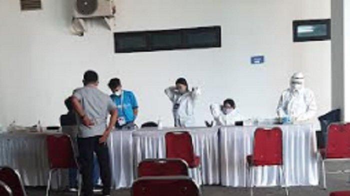 Jelang Laga Persik Kediri Kontra Borneo FC, Stadion Pakansari Dijaga Ketat: Masuk Wajib Swab
