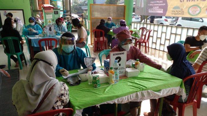 Mabes TNI Gelar Vaksinasi di Perumahan Cilebut 2 Bogor, Ini Cara Daftar Bagi Warga yang Mau Vaksin