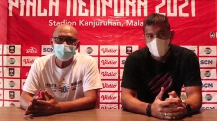 Pelatih Persija Jakarta Optimis Bawa Pulang Piala Menpora