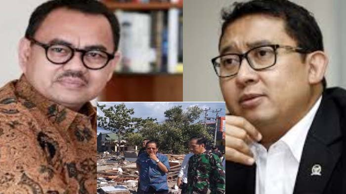Sudirman Said Bandingkan Penanganan Gempa Era SBY dan Jokowi, Fadli Zon: Pemerintah Tahap Ini Lemah