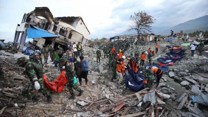 Akusisi Daerah Terdampak Bencana Palu dan Donggala Capai 2.003.266 KM