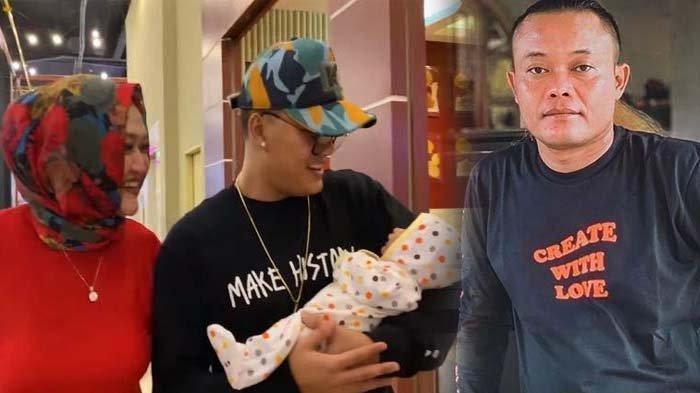 Lina Senang Bayinya Diperlakukan Manis oleh Rizky Febian, Sule : Gak Apa-apa Da Aku Mah Gak Bahagia