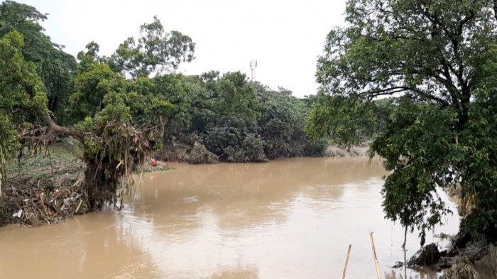 Hujan Gerimis, Tinggi Muka Air Sungai Cileungsi dan Cikeas Normal