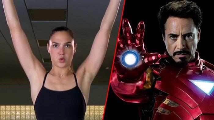 Agar Tubuhnya Kekar, Ternyata Ini yang Dilakukan 8 Superhero Sebelum Syuting