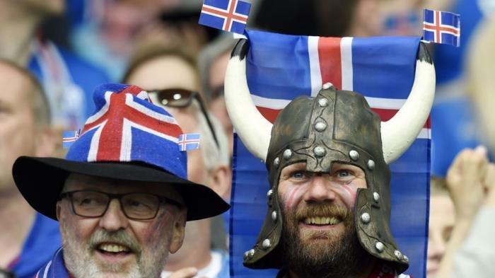 Pendukung Timnas Islandia 'Serbu' Rusia Naik Tiga Pesawat Jet