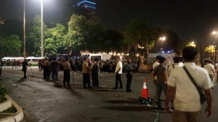 Pertandingan Indonesia vs Malaysia Ricuh, PSSI Siap Terima Sanksi FIFA