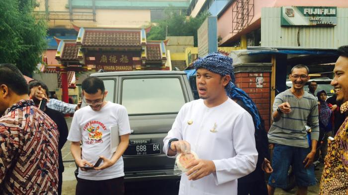 Wali Kota Bogor Tepis Isu Ganti Sekda, 'Pak Ade Sampai Dua Periode'