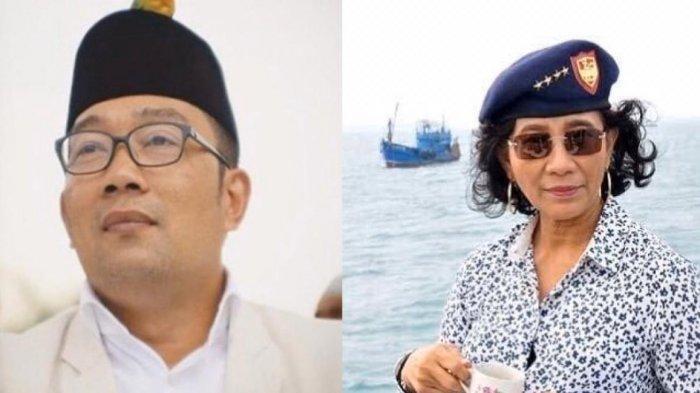 Usulkan Pangandaran Jadi Lokasi Budidaya Lobster, Ridwan Kamil Kena Semprot Susi: Mestinya Belajar!