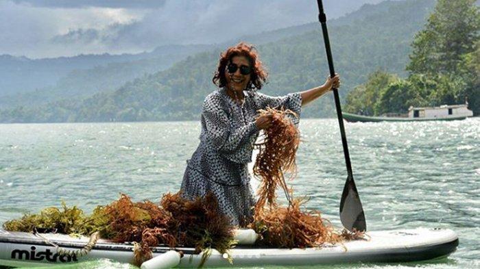 Cerita Susi Pudjiastuti Nyebur ke Laut, Dikira Berani Padahal Gara-gara Ini, Sampai Diledek Jokowi