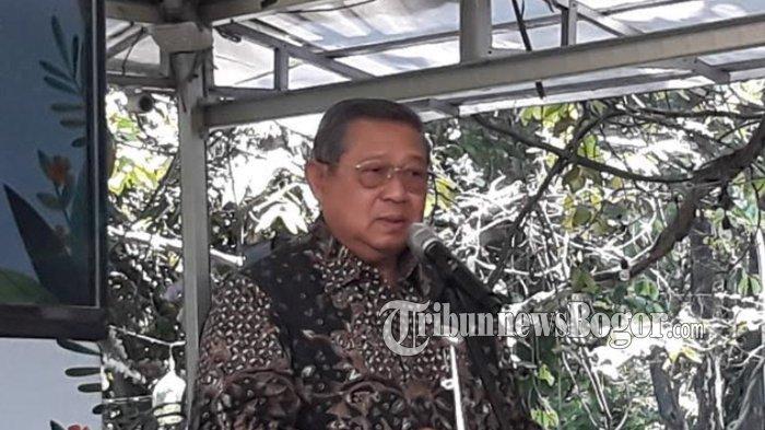 Kenang Mendiang Istri yang Cinta Lingkungan, SBY Ceritakan Momen Tanam Pohon Bersama Ani Yudhoyono