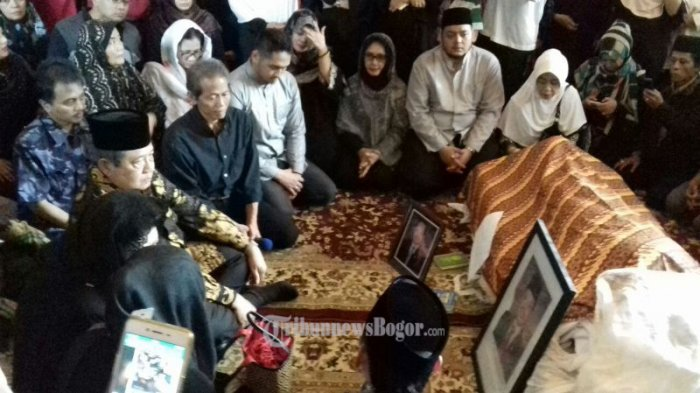 Lihat Wajah Sutan Bhatoegana, SBY dan Ibu Ani Yudhoyono Berkaca-kaca