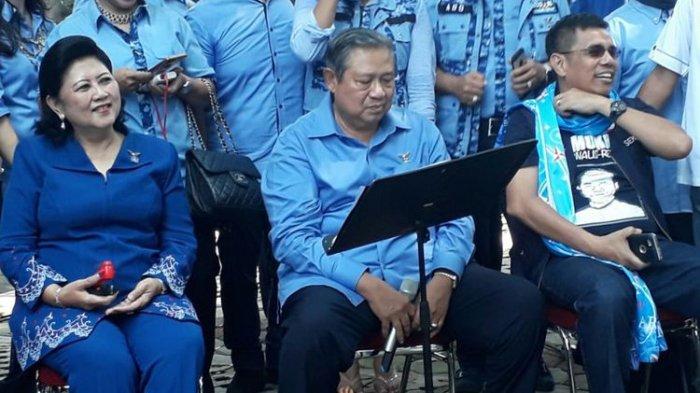 Ini Lagu yang Dinyanyikan SBY Saat Syukuran Ulang Tahun