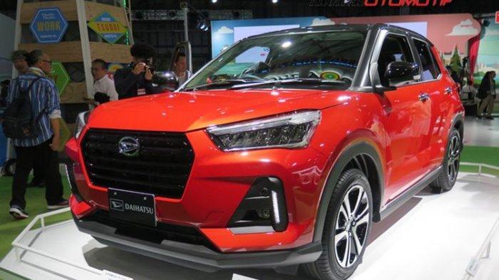 Insentif Pajak Mulai Berlaku, Harga Daihatsu Rocky dan Toyota Raize Rp 180 Jutaan