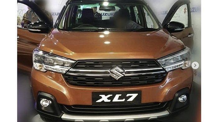 Harga dan Spesifikasi Mobil Terbaru Suzuki XL7