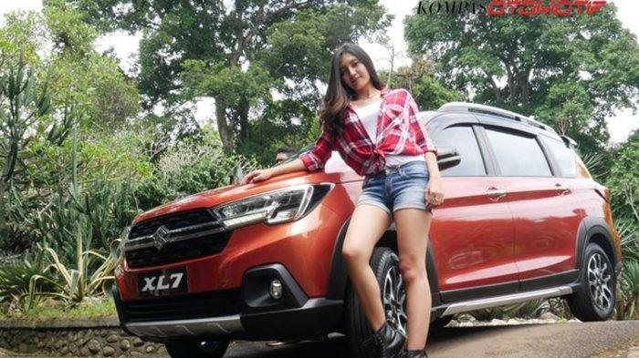 Suzuki XL7 Resmi Mengaspal di Indonesia, Harganya Lebih Murah dari Honda BRV, Ini Perbandingannya