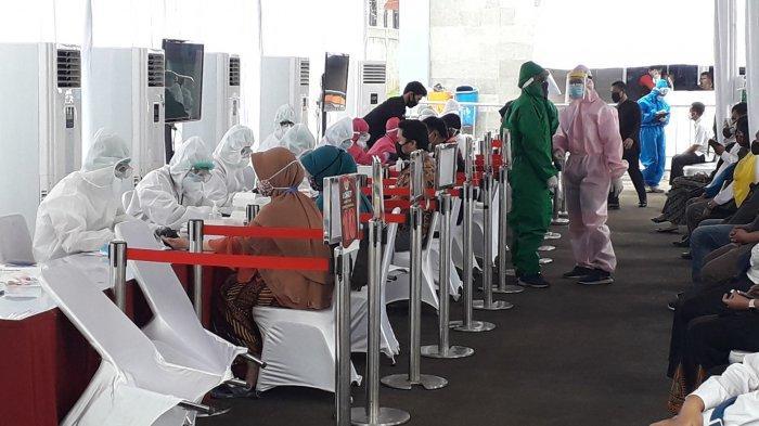 Hasil Tes Rapid Massal Sementara di BPN Kabupaten Bogor, 18 Orang Reaktif Covid-19