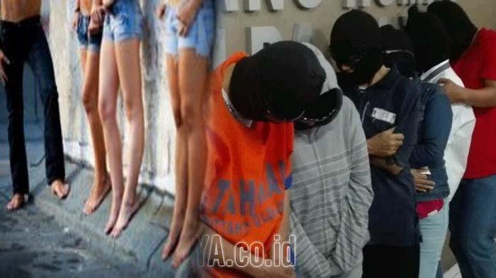 Pesta Seks 3 Pasutri Bertukar Pasangan Digerebek Polisi, Begini Cara Mereka Janjian