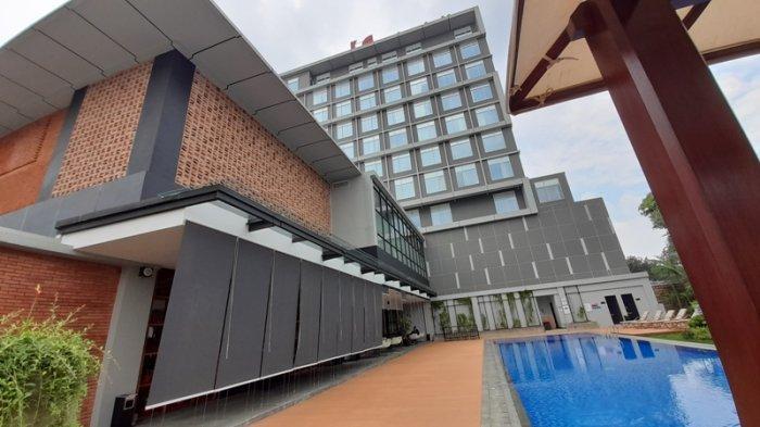 Menginap di Hotel Swiss Belinn Bogor, Suasana Resort di Tengah Kota