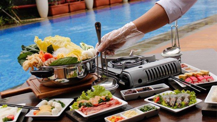 Swiss-BistroTM menghadirkan menu dengan konsep Asian Food. Swiss-Belinn Bogor juga memiliki promo Steamboat di harga Rp. 200 ribuan