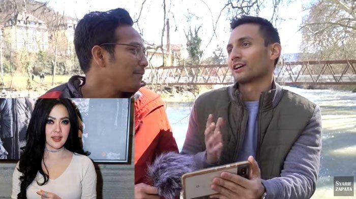 Disodori Foto Artis Indonesia, Bule Jerman Lebih Pilih Nikahi Luna Maya: Syahrini untuk Pacaran Saja