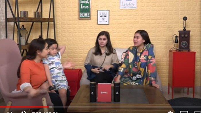 Syahnaz dan Nisya Malu Pakai Ini saat Live Sahur, Nagita Slavina: Gak Apa-apa Kali, di Rumah Ini !