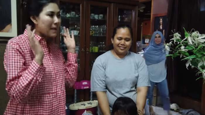 Syahnaz Sadiqah Bongkar Beda Perlakuan Ibu Asuh dan Ibu Kandung, Mama Amy Bereaksi Keras: Enak Aja !