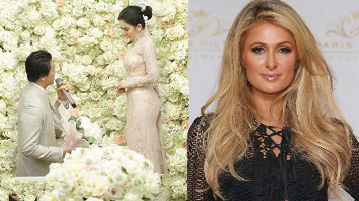 Video Lengkap Lamaran Syahrini - Reino Barack: Paris Hilton dan Desainer Dunia Ini Beri Tanggapan