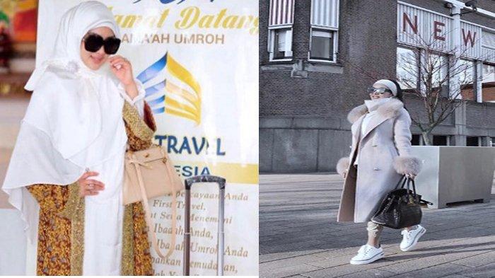 Dijadwalkan Jadi Saksi Di Sidang First Travel Besok, Syahrini Malah Pilih Jalan-Jalan Ke Belanda