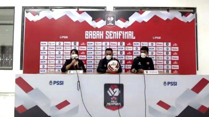 Dikalahkan Persija Jakarta Lewat Adu Penalti, Ini Respon Pelatih PSM Makassar