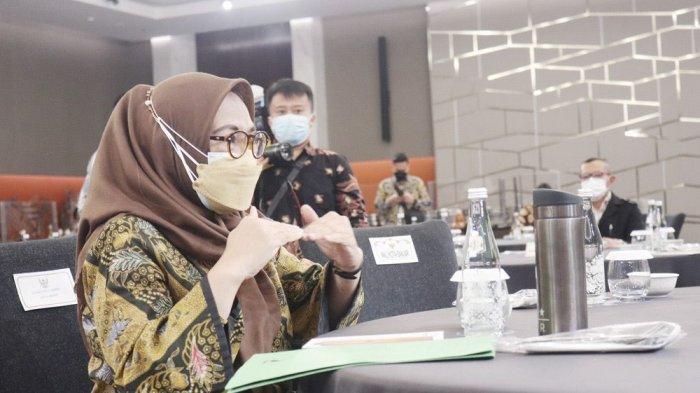 Hadiri Dialog Indonesia-Korea IK-CEPA, Sekda Kota Bogor Syarifah Dorong Pengembangan UMKM