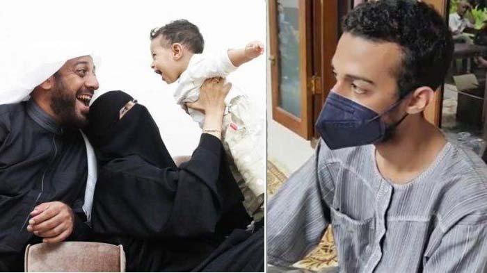 Ingin Anak Perempuan, Cita-cita Syekh Ali Jaber Tak Kesampaian, Asisten Sedih : Gak Sampai Lahiran