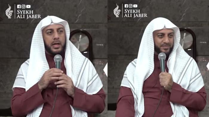 Sosok Syekh Ali Jaber, Pendakwah Asal Madinah yang Kini Berkewarganegaraan Indonesia
