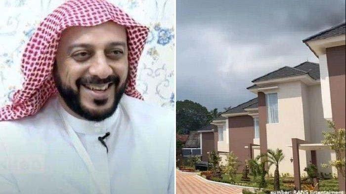 Soal Vila Mewah di Puncak, Adik Ungkap Fakta Sebenarnya Syekh Ali Jaber: Tidak Punya Rumah dan Mobil