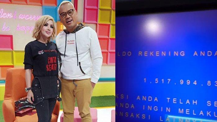 Anak Indigo Buka-bukaan Soal Pemilik Uang Rp 3 M di ATM Barbie Kumalasari, Singgung Teman Rahasia
