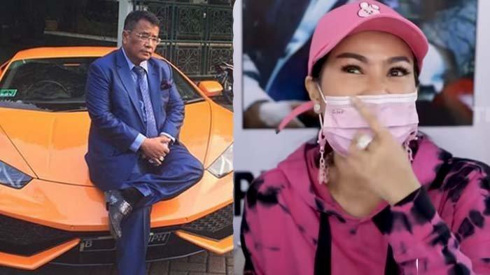 Tak Percaya Hotman Paris Tajir Melintir, Iis Dahlia Disebut Norak saat Tanya soal Lamborghini
