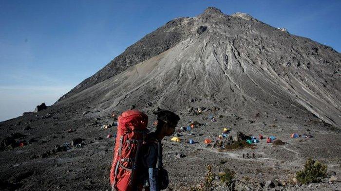 Ramzi Jatuh ke Kawah Gunung Marapi, Kondisinya Memilukan saat Ditemukan Tim SAR