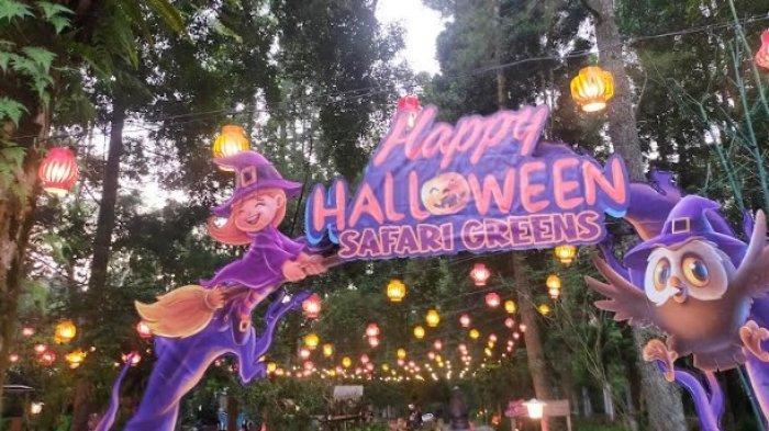Sambut Akhir Pekan, Taman Safari Cisarua Bakal Gelar Happy Halloween